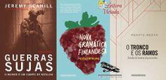 #Lancamentos de 18 de abril da #CompanhiaDasLetras : http://www.leitoraviciada.com/2014/04/lancamentos-de-18-de-abril-da-companhia.html  #DiegoMarani #Guerra #JeremyScahill #Lancamento #Literatura #Psicologia #RenatoMezan #livros #livro #book #books #NovaGramaticaFinlandesa #GuerrasSujas #OTroncoEOsRamos #Psicanalise