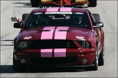 """""""Warriors In Pink"""" Ford Mustang"""