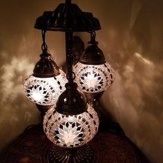 Customizable FLOOR Lamp Turkish Moroccan Mosaic Floor Night   Etsy