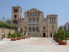 Hagios Demetrios -- It is part of the site Palaeochristian and Byzantine Monuments of Thessaloniki on the list of World Heritage Sites by UNESCO since 1988.