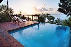 Secret Bay, Dominica, West Indies