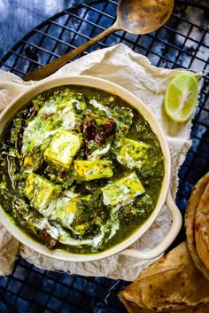 Palak Paneer is a quintessential Indian dish, a favorite across the length and breadth of India. Here is How to make Palak Paneer Restaurant Style.