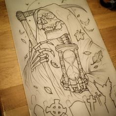 Full Back Tattoos Drawing Irezumi Tattoos Tatto Skull, Skull Tattoo Design, Skull Art, Tattoo Designs, Back Tattoos For Guys, Full Back Tattoos, Tattoo Sketches, Tattoo Drawings, Body Art Tattoos