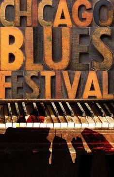 Chicago Blues Festival 2012 - Grant Park, Chicago, IL