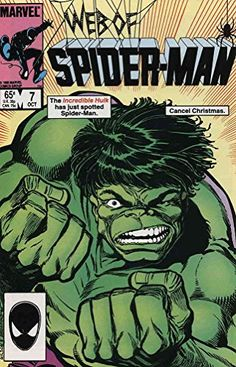 Web of Spider-Man Comic Book #5 Marvel Comics 1985 NEAR MINT NEW UNREAD