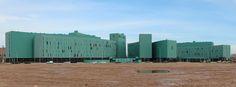 VPO DE TOYO ITO EN LOGROÑO | TOYO ITO'S SOCIAL HOUSING IN LOGROÑO | por maulegon Toyo Ito, Social Housing, Spain, Multi Story Building, Facades, Architecture, Google, Image, Socialism