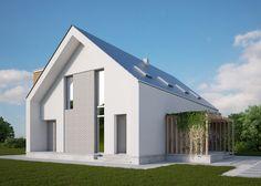 LK&1174 http://lk-projekt.pl/lkand1174-produkt-9499.html #architektura #maledomy #domynowoczesne #projektydomow