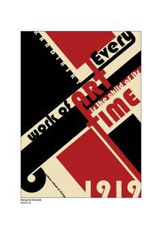 Bauhaus Poster 2 by ~megumi00 on deviantART