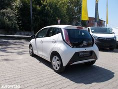 Toyota Aygo - 3 Toyota Aygo, Peugeot, Safari, Abs, Vehicles, Crunches, Abdominal Muscles, Car, Killer Abs