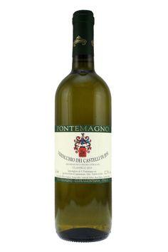 Verdicchio Dei Castelli Di Jesi 2015 Pontemagno Pontemagno from Fraziers Wine Merchants