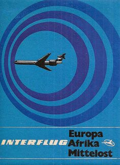 https://flic.kr/p/qsm73Z | Untitled | Interflug GmbH was the national airline of East Germany from 1963 to 1990. aviation label