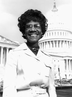Image result for shirley chisholm pantsuit
