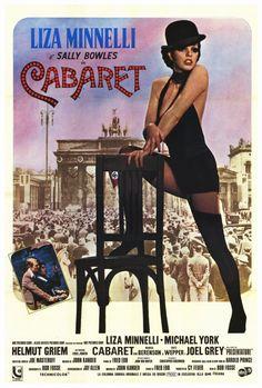 Kitaptan Uyarlama: Kabare – Cabaret (1972)  Director: Bob Fosse