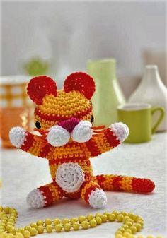 amigurumi-tiger-toy