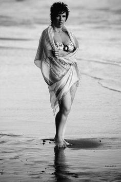 Vickie guerrero en bikini