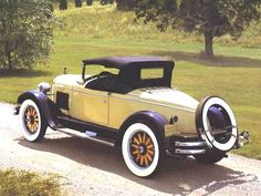 1928 Essex Boattail Roadster. Essex was a moderately priced car produced in Detroit from 1918-1932 and a product of Hudson from 1922. After 1932 it was known as a Terraplane.