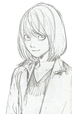"kratly: ""Mello from book 13. """