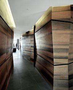 Cool NYC loft walls