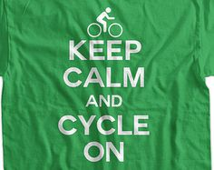 Funny Bike T-shirt Bicycle Biking Cyclist I Was di IceCreamTees