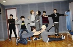Suju always being in other level :3