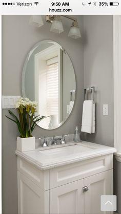 Powder Room. Bathroom RenovationsBathroom IdeasPowder ...