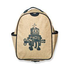 Robot Backpack | dotandbo.com