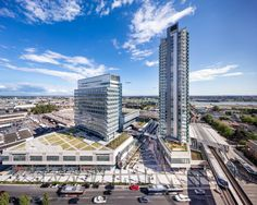 Completed in 2016 in Vancouver, Canada. Images by Ed White, Andrew Latreille. Marine Gateway is a mixed-use development in south Vancouver that has reinvented the concept of transit-oriented development (TOD) to one that is...