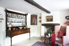 english country style bedrooms   DESDE MY VENTANA: A House in English Country Style