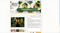 Tulipa Restaurantes Espaços http://tuliparestaurantes.com.br/gourmet.php