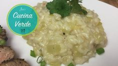 Zucchini-Risotto - Rezept von Joes Cucina Verde Grains, Rice, Ethnic Recipes, Food, Risotto Recipes, Cooking, Zucchini Side Dishes, Italian Recipes, Browning