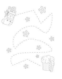 Theme Noel, Pre Writing, Flower Crafts, Preschool Activities, Worksheets, Christmas Crafts, Classroom, Printables, Teaching