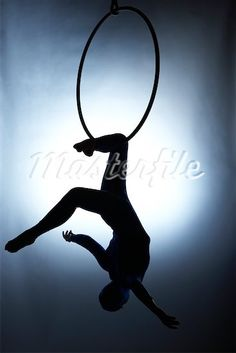 Circus trapeze Stock Photos - 1/