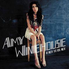 Back to black : Vinyle album en Amy Winehouse Iconic Album Covers, Cool Album Covers, Music Album Covers, Mark Ronson, James Brown, Back To Black, Eminem, Michael Jackson, Rick Astley