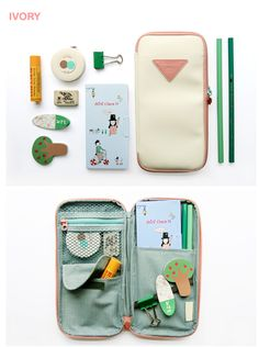 MochiThings.com: P Pocket Pen Pouch $27