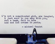 Michael Faudet discovered by Erika on We Heart It Lyric Quotes, Words Quotes, Wise Words, Funny Quotes, Lyrics, Life Quotes For Girls, Girls Life, Quotes To Live By, Pretty Words