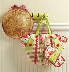 Maxi & Mini Bag Patt