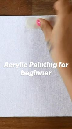 Acrylic Painting Tips, Acrylic Painting For Beginners, Diy Painting, Diy Wall Art, Diy Wall Decor, Canvas Wall Art, Acrilic Paintings, Art Drawings Sketches Simple, Diy Arts And Crafts