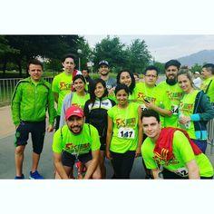 Sábado de #correr con los amigos. #runner #running #runners #runnersmty #fundidora