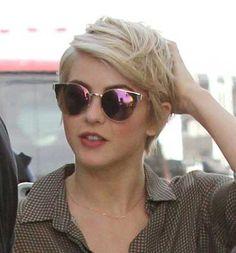 Short Hair Trends 2014