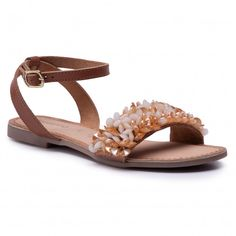 Sandály GIOSEPPO - Paxoi 49050 Tan Furla, Tommy Hilfiger, Sandals, Shoes, Fashion, Women's, Moda, Shoes Sandals, Zapatos