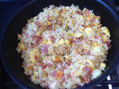Asian Foods, Asian Recipes, Grains, Rice, Seeds, Laughter, Asian Food Recipes, Jim Rice, Korn