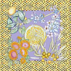 Spring Summer 2012 – ACROSS THE SEVEN SEAS Cote D'azur Cotton Silk Blend 90x90 cm #Luxury #Lifestyle #Silk #Scarves