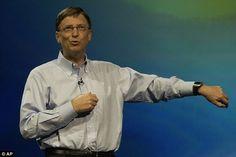 Belajar Keserdehanaan Bill Gates Dari Jam Tangan Yang Ia Pakai