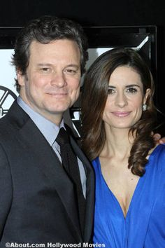 Colin Firth & Livi...