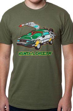 Boba Fett Goes Back To The Future [T-Shirt]