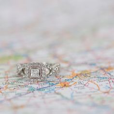 This ring is ready for an adventure.