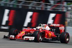 "Vettel upbeat over upgrades as Kimi ""struggles to make sense"" of car"