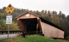 Covered Bridge Proctor, I been over this bridge and by it a bunch of times!