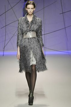 Emanuel Ungaro Fall 2008 Ready-to-Wear Collection
