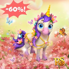 Enhance your gaming experience with a super pack! Rubies rainbow speed feed as well as the gorgeous Blossom Unicorn all of these are just a couple of clicks away! Time is limited though grab them now before the time is up.  http://t.funplus.com/trenfpo  Click LIKE & SHARE to tell everyone don't miss it too! #RoyalStoryTwitter